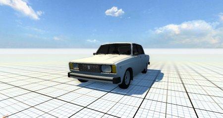 Скачать мод машину ВАЗ 2105 для BeamNG Drive