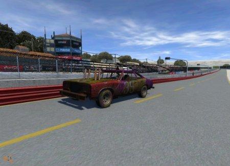 Скачать мод машину Moonhawk Derby для BeamNG Drive