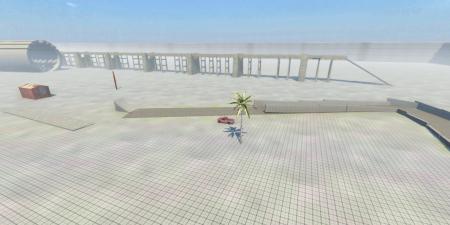 Скачать мод карта Crash для BeamNG Drive