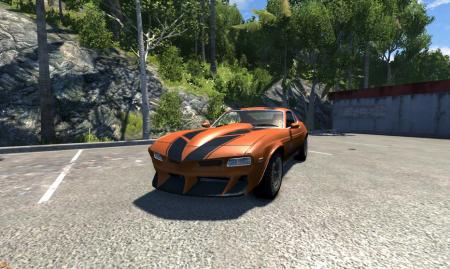 Скачать мод машину Speedevil для BeamNG Drive