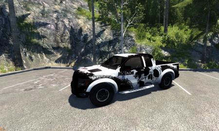Скачать мод Ford для BeamNG Drive