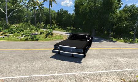 Скачать мод машину Ford Crown Victoria для BeamNG Drive