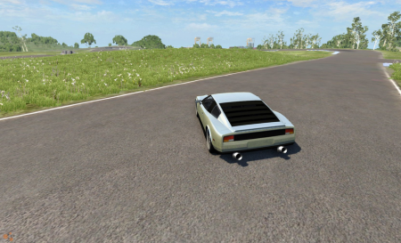 Скачать мод машину FT40-GTS для BeamNG Drive