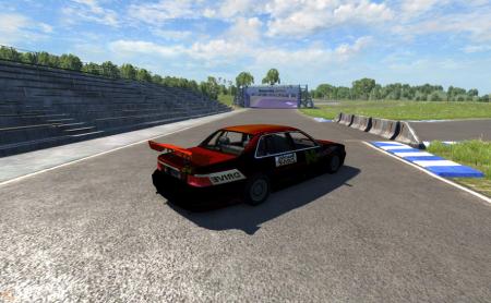 Скачать мод машину Fullsize Sport для BeamNG Drive