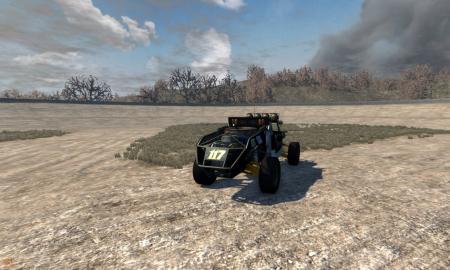Скачать мод Buggy для BeamNG Drive