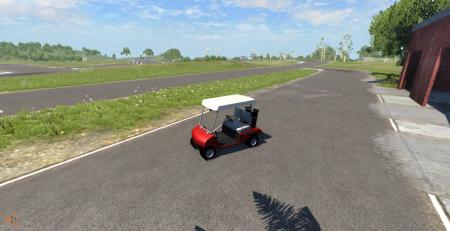Скачать мод машина для Гольфа BeamNG Drive