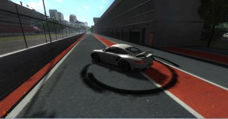 Скачать мод карта Race Track для BeamNG Drive