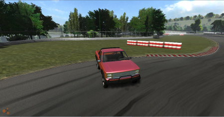 Скачать мод Пикап 6x6 для BeamNG Drive