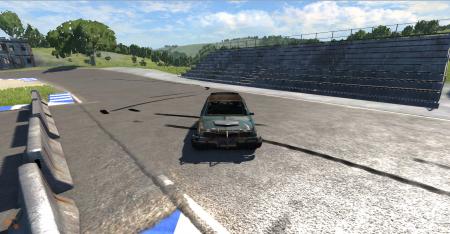 Скачать мод машину из FlatOut для BeamNG Drive