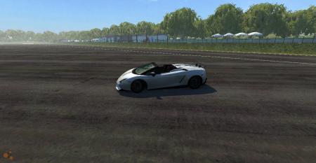 Скачать мод Lamborghini Gallardo для BeamNG Drive
