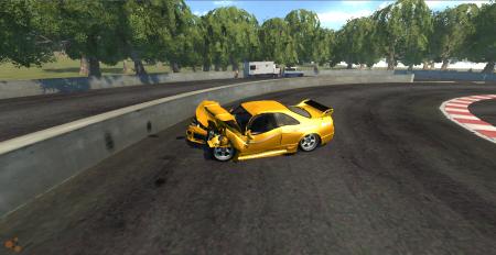 Скачать мод машину Nissan Skyline NISMO для BeamNG Drive
