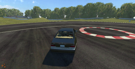 Скачать мод машину Mercedes Benz S600 для BeamNG Drive