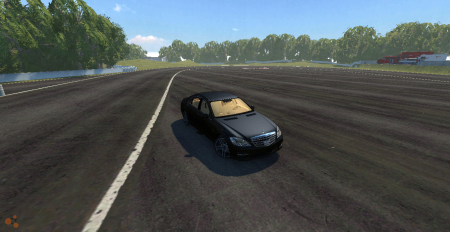 Скачать мод машину Mercedes Benz S65 AMG для BeamNG Drive