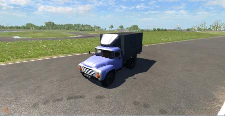Скачать мод ЗиЛ 130 для BeamNG Drive