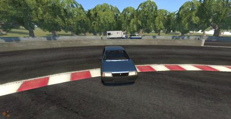 Скачать мод ВАЗ 2109 для BeamNG Drive