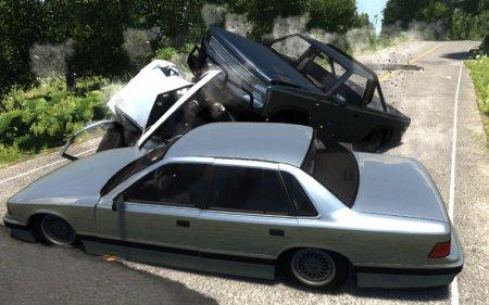 BeamNG Drive карты и машины