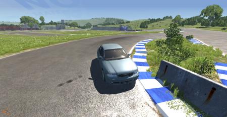 Скачать мод машину Audi S4 2000 для BeamNG Drive