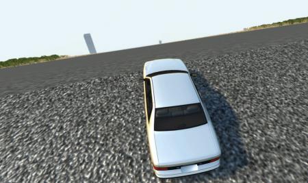 Скачать мод карта Спуск для BeamNG Drive