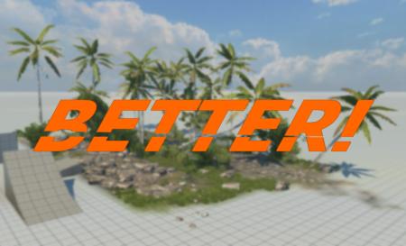 Скачать мод карта Better Grid Map для BeamNG Drive