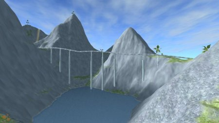 Скачать мод карта Rocky Ridge для BeamNG Drive