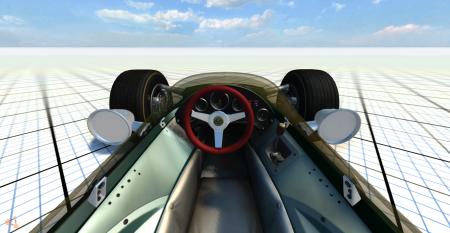 Скачать мод Lotus 1949 для BeamNG Drive