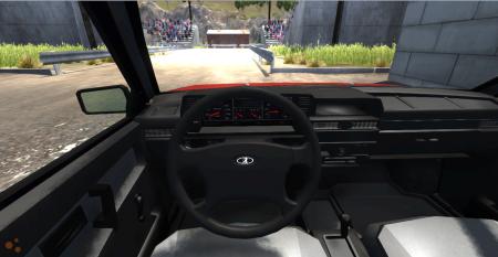 Скачать мод ВАЗ 2108 для BeamNG Drive