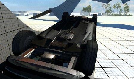 Скачать мод Mercedes 230 для BeamNG Drive