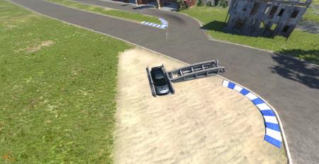 Скачать мод катапульта для BeamNG Drive