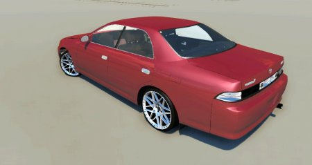 Скачать мод Toyota Mark 2 для BeamNG Drive
