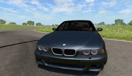 Скачать мод BMW M5 E39 для BeamNG Drive