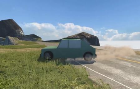 Скачать мод DSC Toy Car для BeamNG Drive