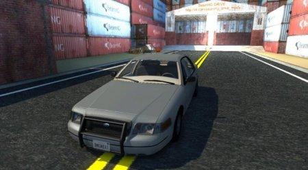 Скачать мод 99 Ford Crown Victoria для BeamNG Drive