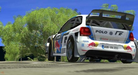 Скачать мод VW Polo R WRC для BeamNG Drive