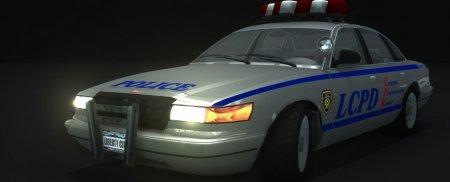 Скачать мод GTA IV's Vapid Cruiser для BeamNG Drive