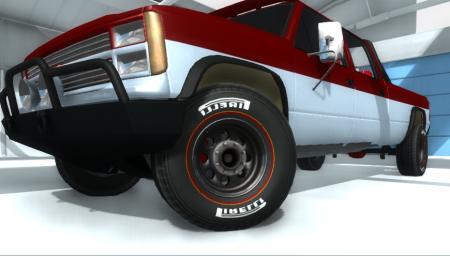 Скачать мод New Tires Textures для BeamNG Drive