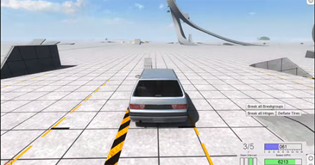 Скачать мод New Crash Sounds для BeamNG Drive