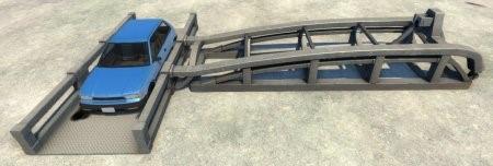 Скачать мод NDX/DSC Catapult & Crusher для BeamNG Drive