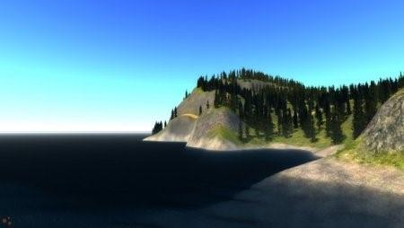 Скачать мод карта Alaskan Paradise для BeamNG Drive