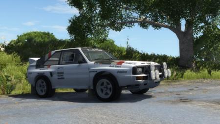 Audi Sport quattro B2 для BeamNG Drive