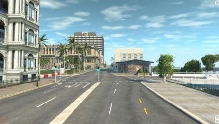 Скачать мод карта Riverside Expressway для BeamNG Drive