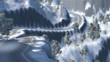 Скачать мод карта Mt.Shell для BeamNG Drive