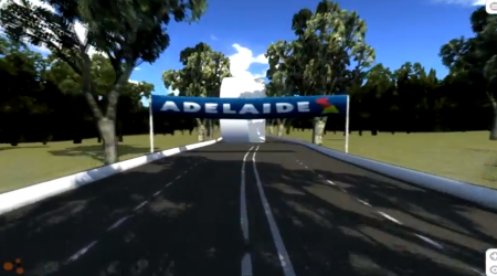 Скачать мод карта Adelaide GP V2 для BeamNG Drive