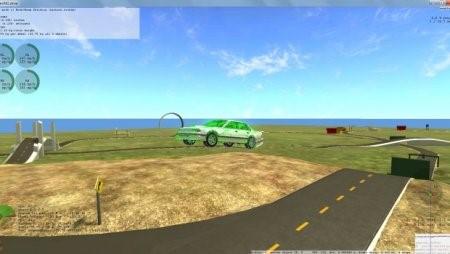 Скачать мод карта The Nostalgia для BeamNG Drive