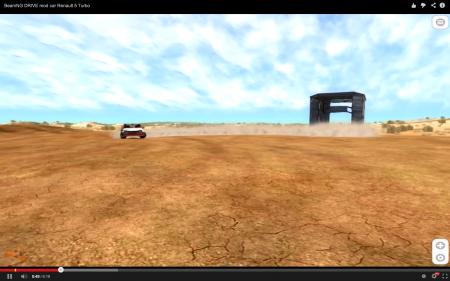 Скачать мод Renault 5 Turbo для BeamNG Drive
