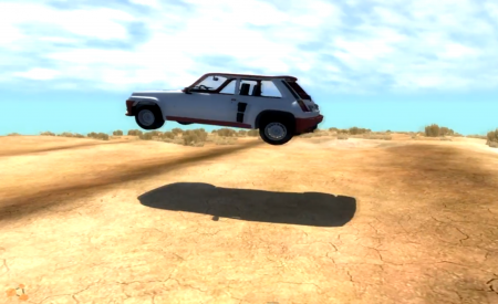 RENAULT 5 TURBO – BEAMNG DRIVE