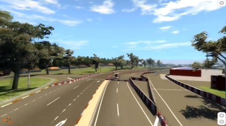 Скачать мод карта Coffs Harbour для BeamNG Drive