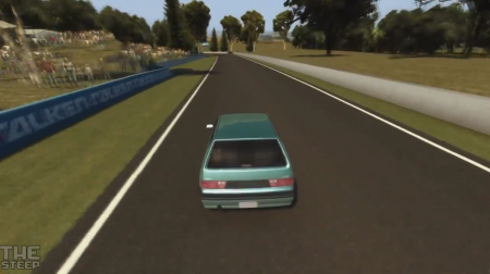 BATHURST MAP – BEAMNG DRIVE