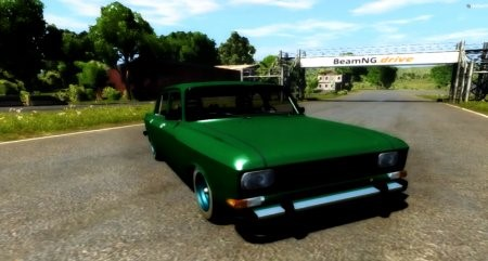 MOSKVITCH 2140 – BEAMNG DRIVE