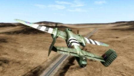 B-25 MITCHELL PLANE – BEAMNG DRIVE