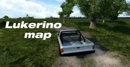 Скачать мод карта Lukerino для BeamNG Drive
